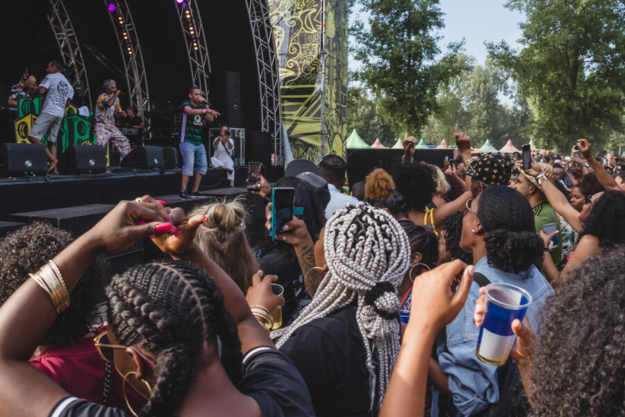 Reggae Festival - By Wendy van Aal