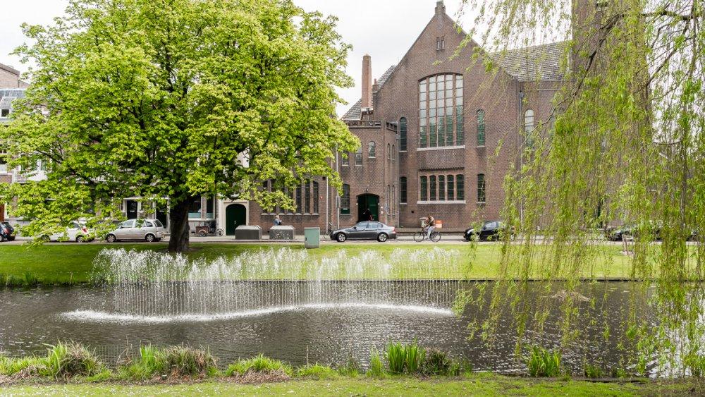 Bergsingel - Rotterdam Blijdorp Noord - by Wendy van Aal