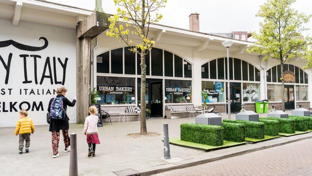 Urban bakery - Rotterdam Blijdorp Noord - by Wendy van Aal