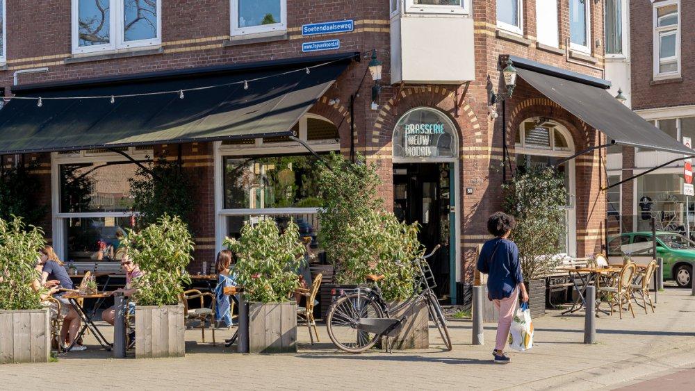 Brasserie Noord - Rotterdam Blijdorp Noord - by Wendy van Aal