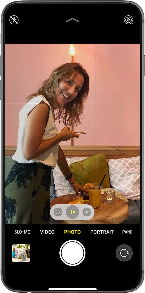 workshop betere foto's maken met je smartphone